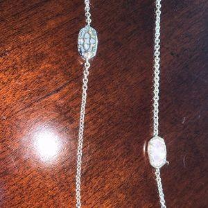 Kendra Scott Jewelry - Kendra Scott long layered necklace